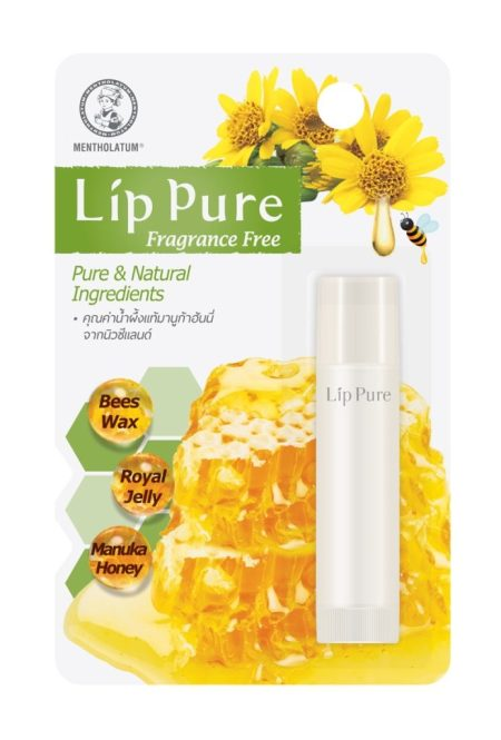Lip Pure Fragrance Free