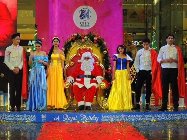 SM City Masinag Christmas 7