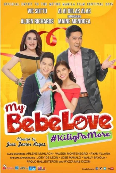 My Bebe Love poster