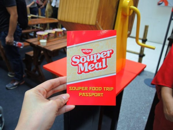 Nissin Souper Food Trip Event 9