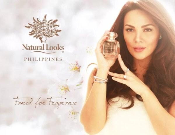 Natural Looks Philippines Brand Ambassador KC Concepcion