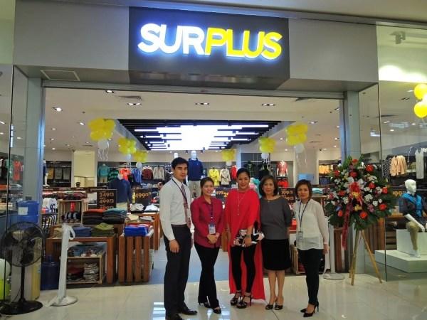 Surplus 1