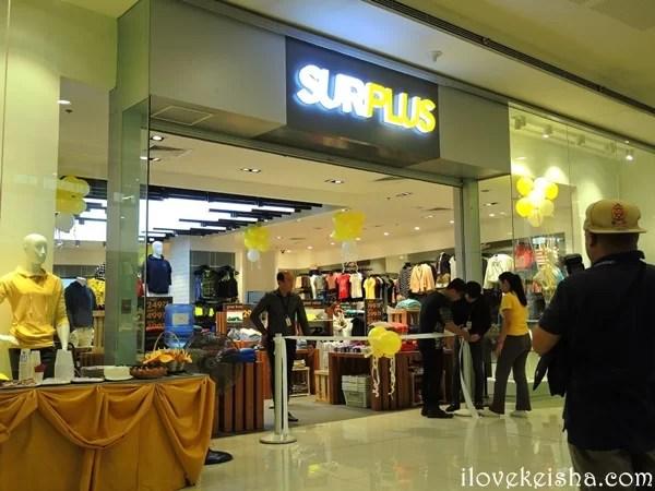 Surplus SM City Masinag