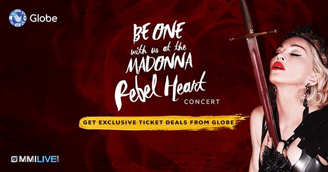 Be One With Madonna Rebel Heart Tour