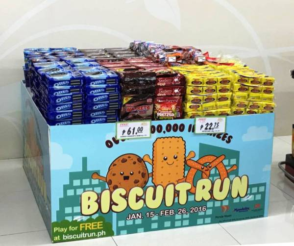 Biscuit Run 5