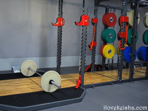 Fitness First Platinum Club Viridian 2