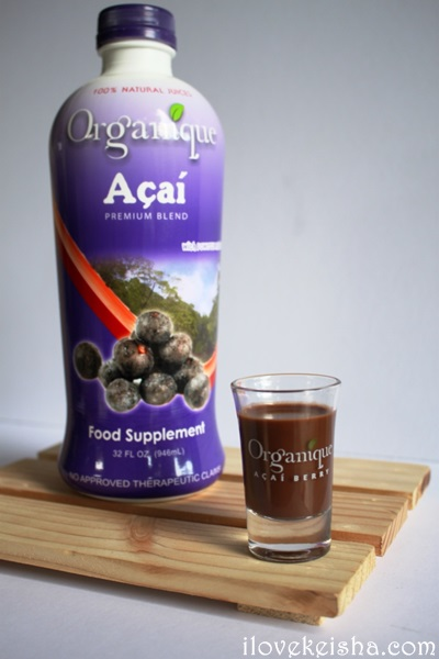 Organique Acai Premium Blend Review 3