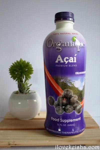Organique Acai Premium Blend Review