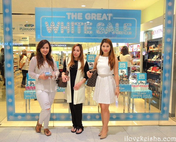 Watsons Great White Sale 4