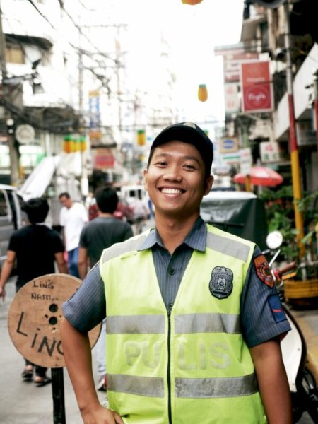 Bullet Manila Project Smile Manila Shoot Dondi Police