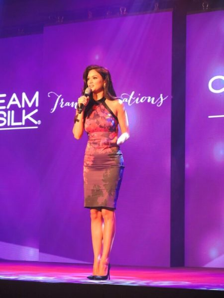Cream Silk Transformations Event 18