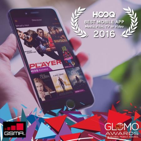 HOOQ Glomo Awards