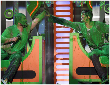 10 Random Facts about Nickelodeon's Kids Choice Awards