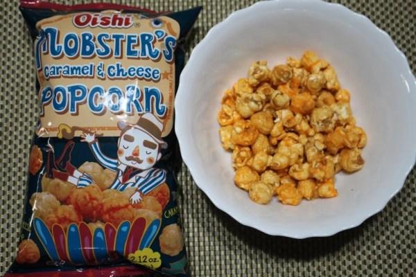 Oishi Mobster's Popcorn