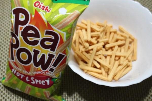 Oishi Pea Pow