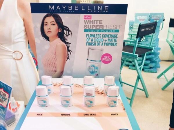 Maybelline White Super Fresh