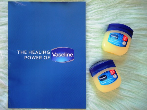 The Healing Power of Vaseline Petroleum Jelly