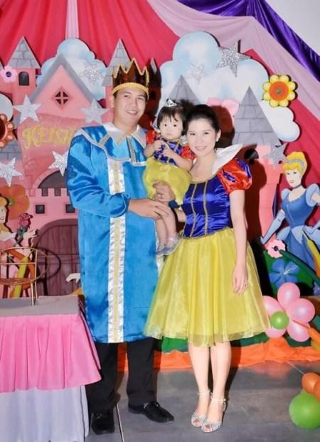 Keisha Disney Princess Birthday