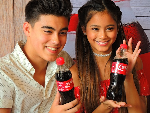 Ministop X Coca-Cola Partnership Bailey Ylona