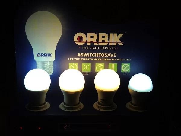 Orbik The Light Experts 4