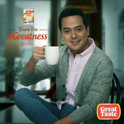 2 Great Taste Coffee john Lloyd Cruz