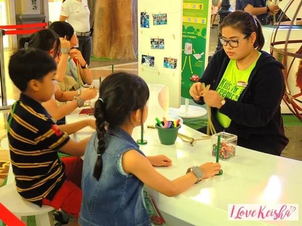 Kidzania Kids for a Greener World 2