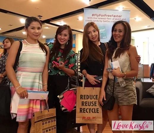 #FlyForFreeFaster Cebu Pacific GetGo Visa Debit and Credit Cards by UnionBank 9