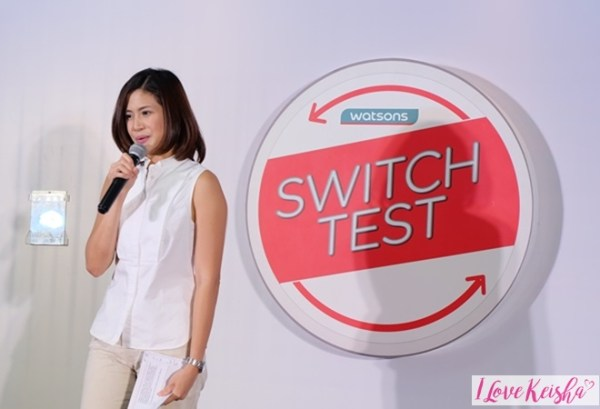 Watsons Switch Test Event 1