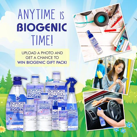 Biogenic Promo