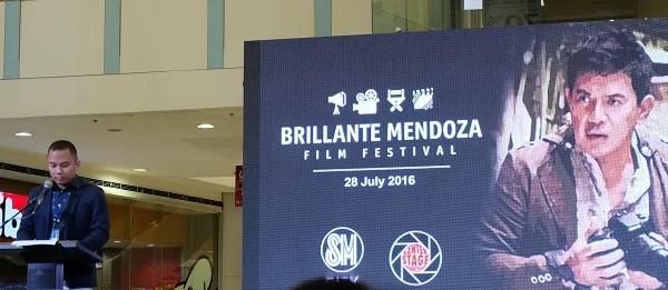 Brillante Mendoza Taklub SM MASINAG 1