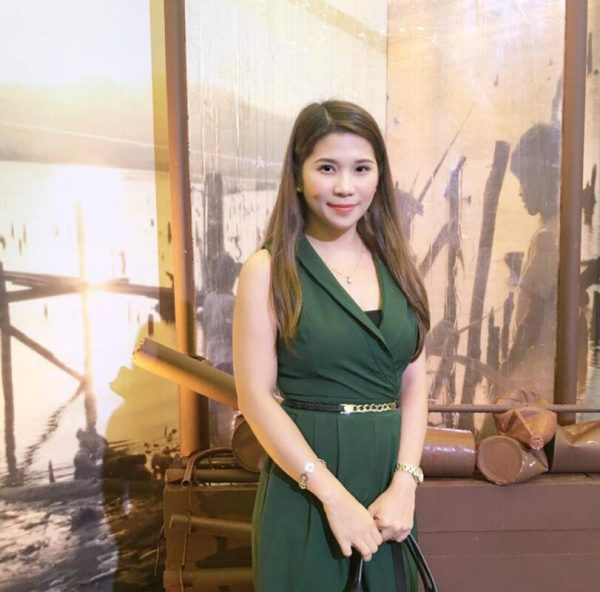 Kaye at Brillante Mendoza Film Festival