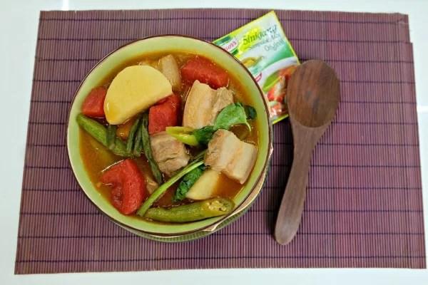 Knorr Sinigang na Liempo sa Sampaloc