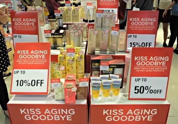 Watsons Kiss Aging Goodbye Event 6