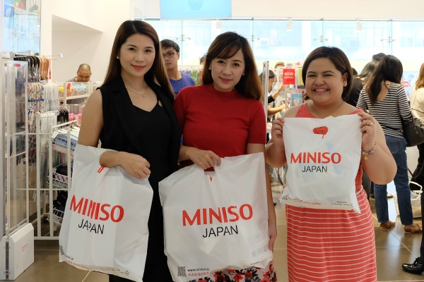 Miniso Opens in Gateway Mall