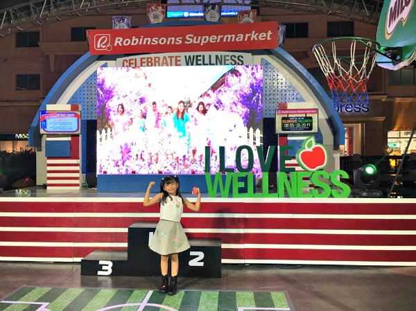 Celebrate Wellness at Robinsons Supermarket