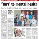 Limerick Chronicle Column Tuesday October 3 pg 46 I Love Limerick