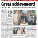 Limerick Chronicle Column Tuesday September 12 pg 30 I Love Limerick