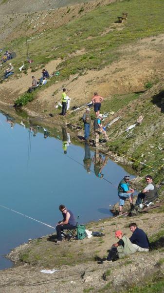 gara di pesca livigno