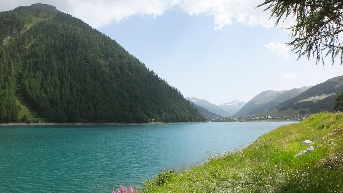 Livigno, inaugurato il lago con Antonio Rossi – I Love Livigno