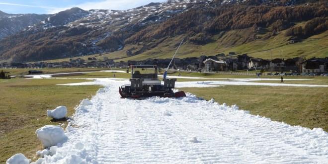 Il Comitato FISI Alpi Centrali in allenamento a Livigno