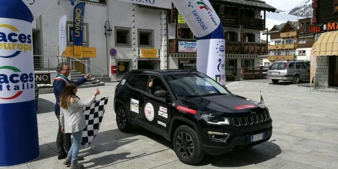 """Si è concluso con la tappa di Livigno il Grand Motor Trail ACES 2019 tra le città """"virtuose"""" dello sport"""