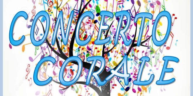 Concerto Corale domenica 26 maggio