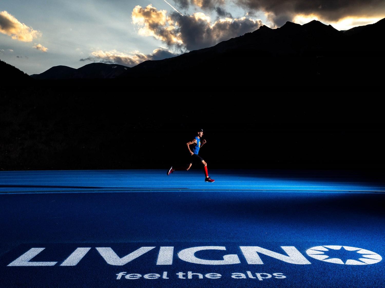 Livigno inaugura la pista d\'atletica il 14 settembre – I ...