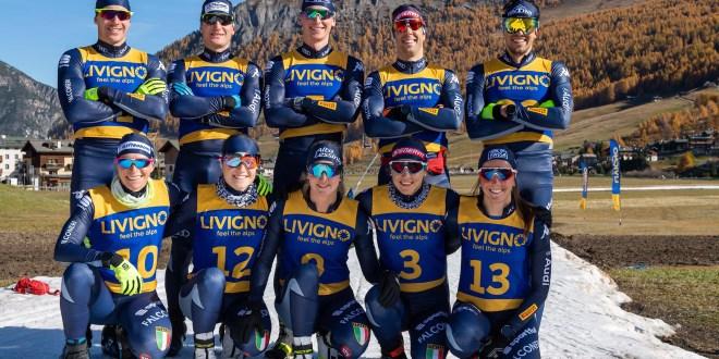 Atleti a Livigno, da Pellegrino a Johaug alla nazionale di nuoto