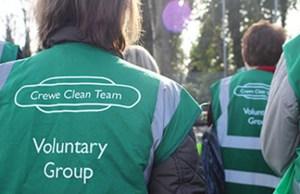 Crewe-clean-team
