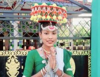 jhijhiya online Dance Competition 2077 i love mithila