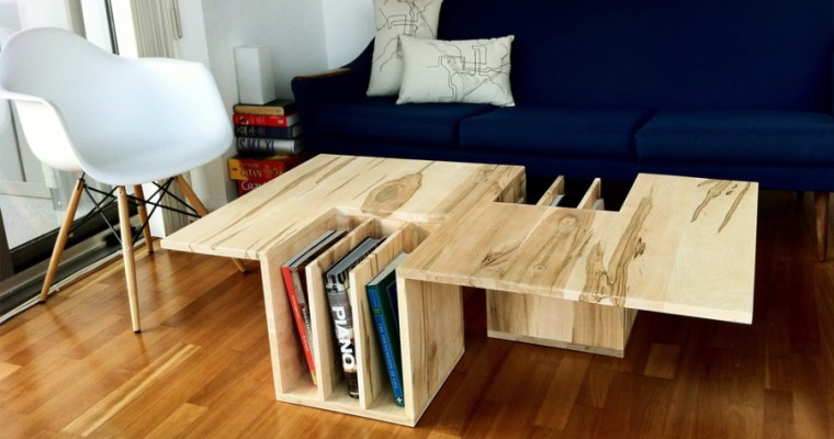 The ehoeho One-Two Coffee Table