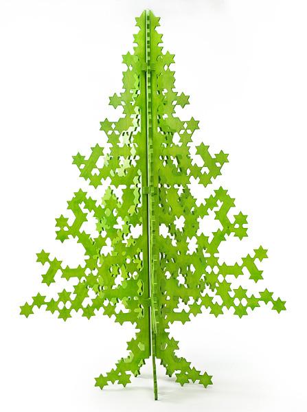 Modern Christmas Tree - Superstar Holiday Tree