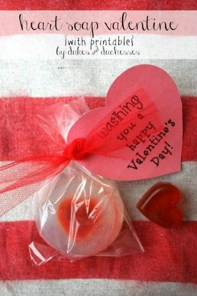 10 Free Kids Printable Valentines