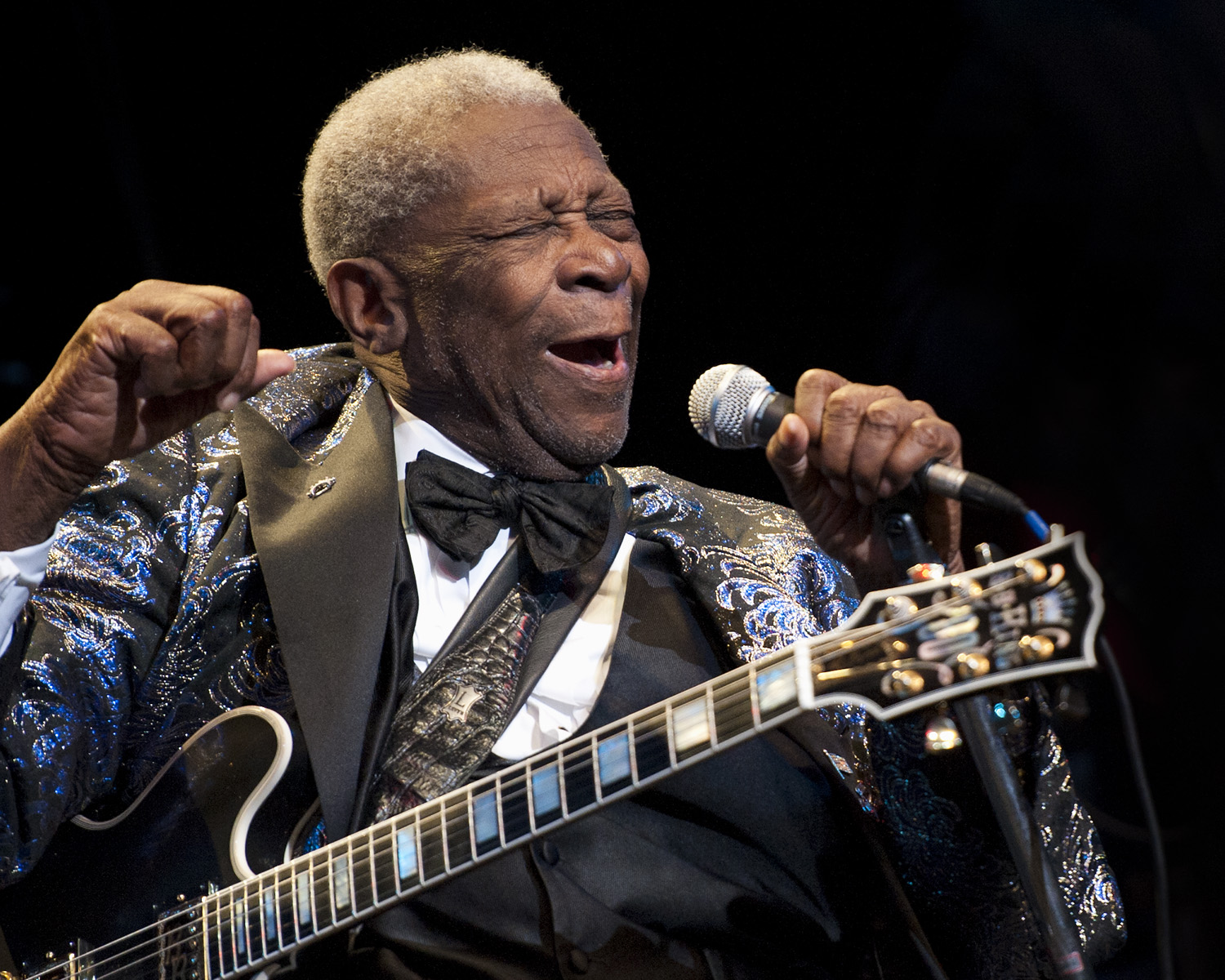 R I P B B King Hasd King Of Blues Passes Away At 89